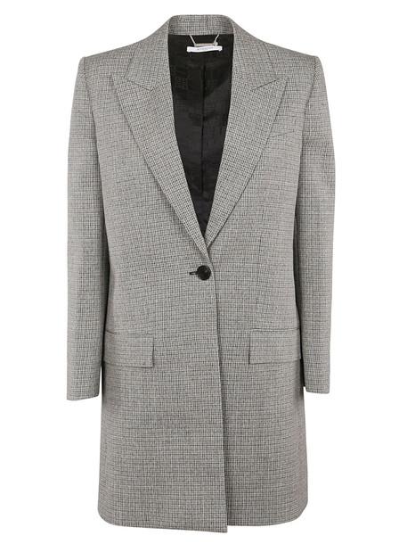 Givenchy Coat in black / white