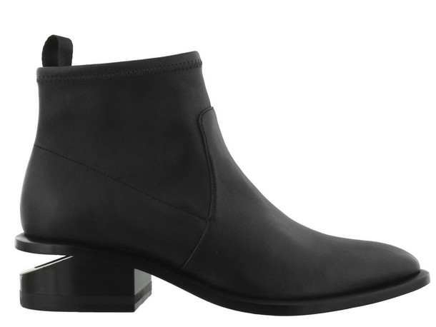 Alexander Wang Kori Ankle Boots in black
