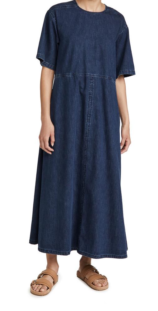 Rachel Comey Cedar Dress in indigo