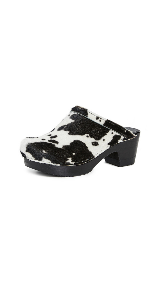 No.6 Platform Front Seam Slide Sandals Palomino Wheretoget