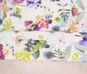 underwear,france,liberty,floral,bra,bralette,pastel,fruits,light,soutien gorge motifs,flowers,fleur,fleurish,fleurie