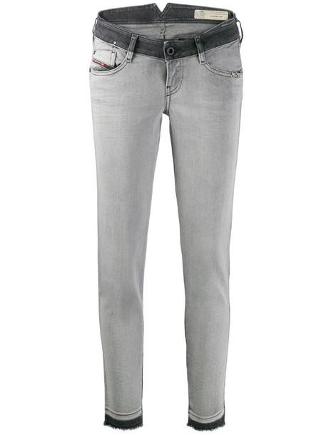 Diesel D-Ramy skinny jeans in grey