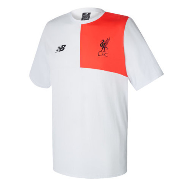 New Balance 630022 Men's LFC Mens Elite Training Tee - White (MT630022WT)