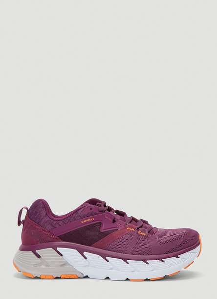 Hoka One One Gaviota Sneakers in Purple size US - 08