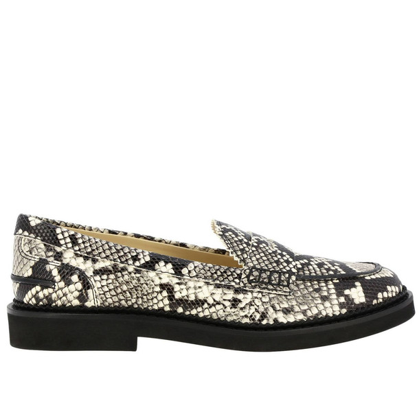 Tods Loafers Shoes Women Tods in grey