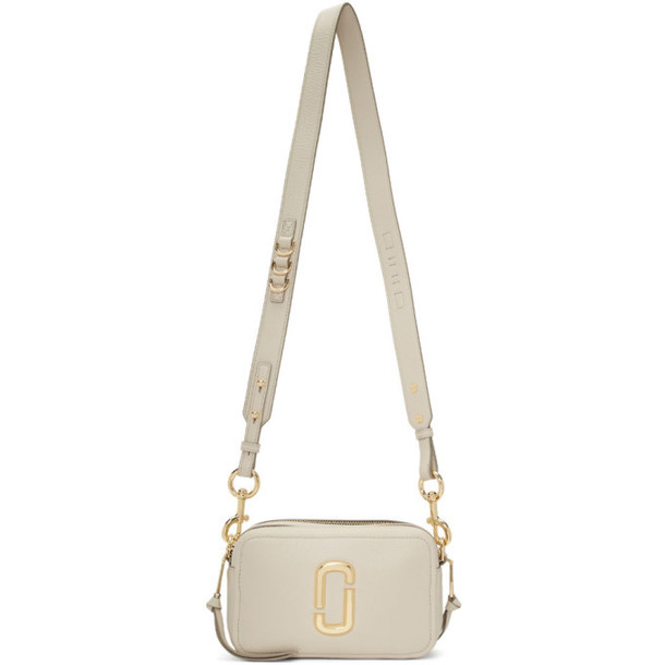 Marc Jacobs Off-White The Softshot 21 Bag