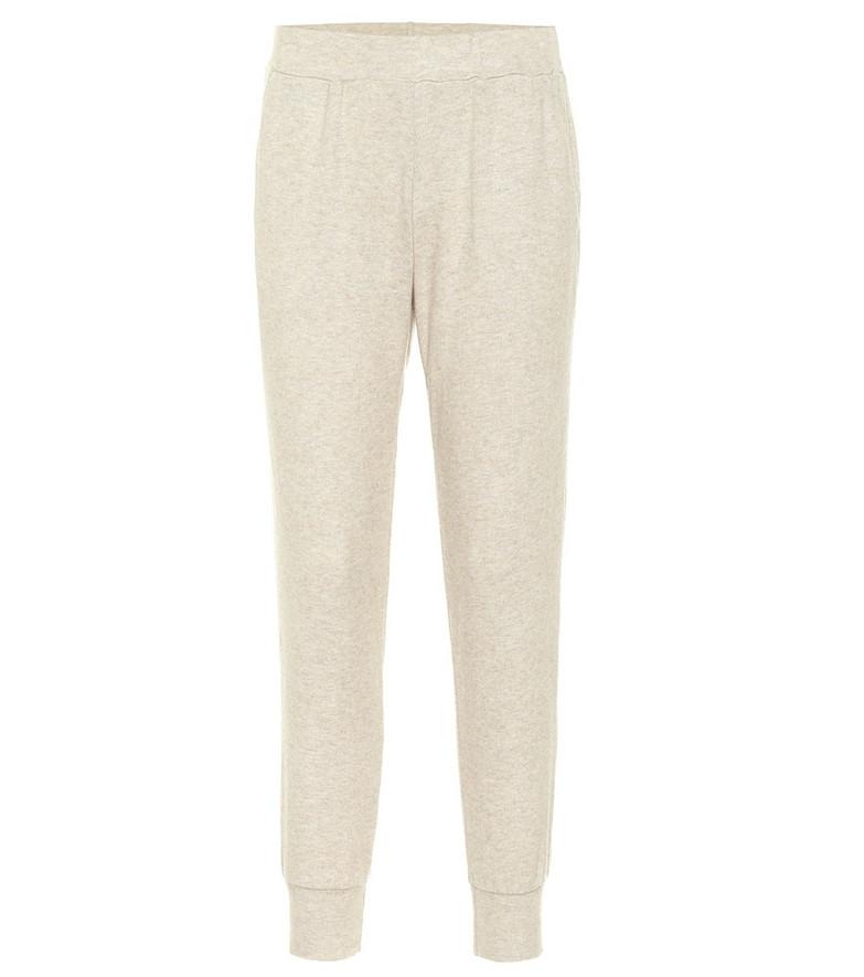 Velvet Zolia sweatpants in grey