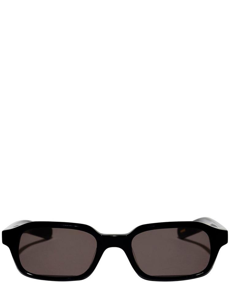 FLATLIST EYEWEAR Hanky Acetate Sunglasses in black