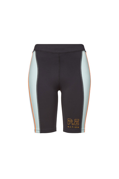 P.E. Nation Camber Shorts  in black