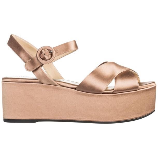 Prada Women's Platform Sandals