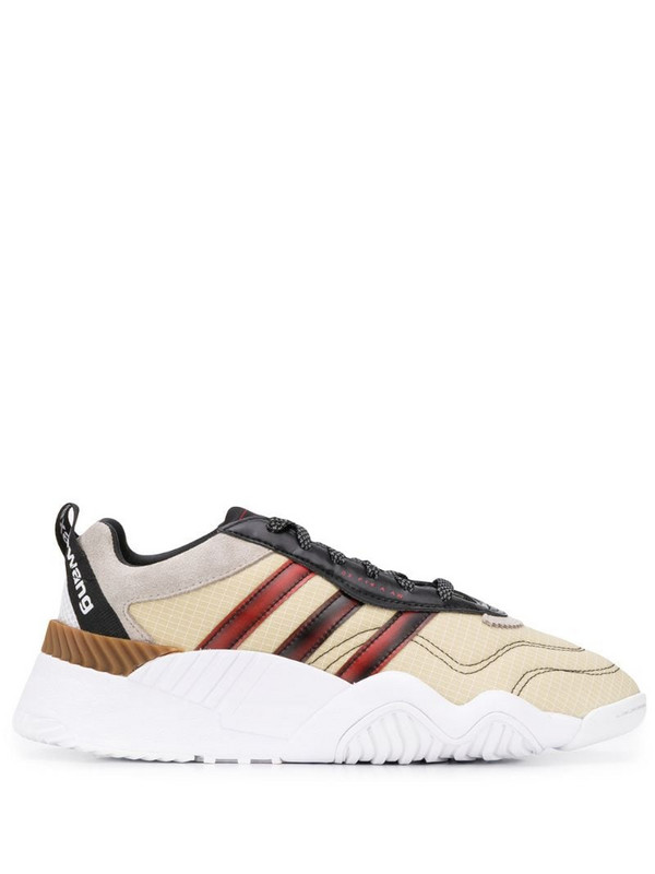 adidas Originals by Alexander Wang Turnout low-top sneakers in neutrals