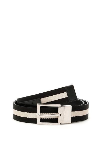 Bally Reversile Tonni Belt in black
