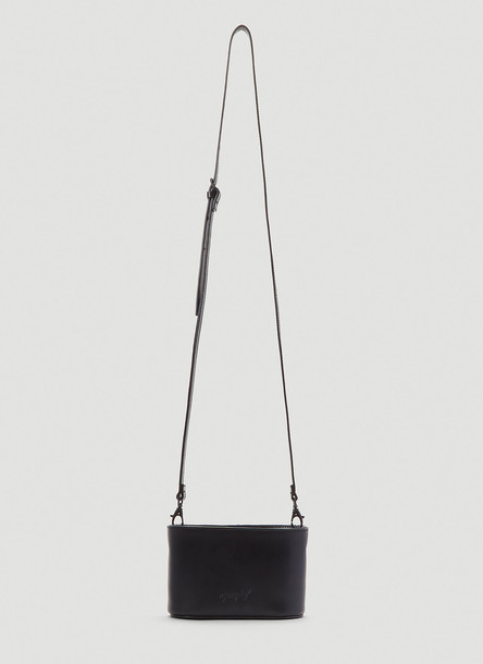 Marsell Mandorlina Pouch Bag in Black size One Size