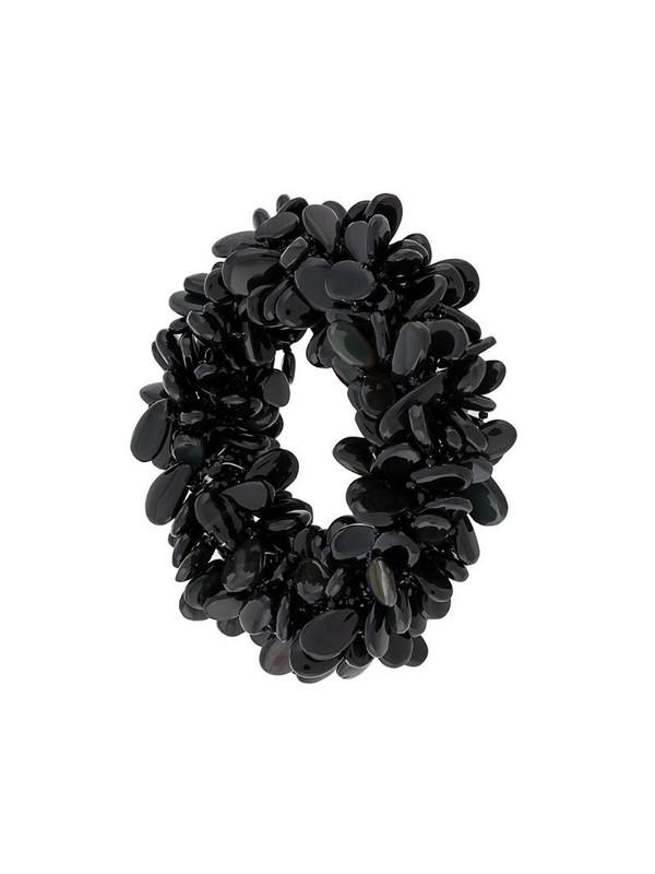 A.N.G.E.L.O. Vintage Cult 2000s beaded bracelet in black