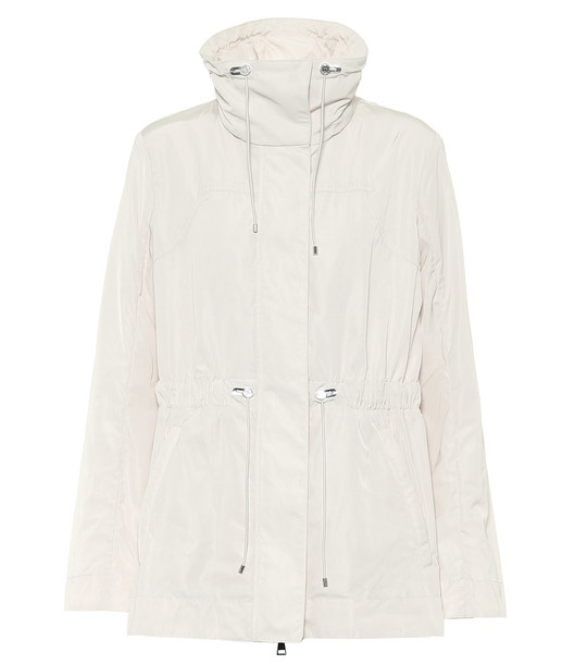 Moncler Technical jacket in beige
