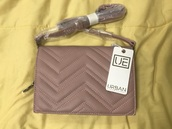 bag,urban expressions,clutch,crossbody bag,pink