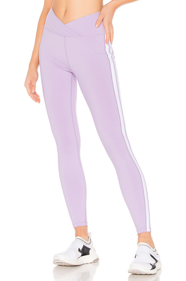 YEAR OF OURS x REVOLVE Racer Legging in lavender