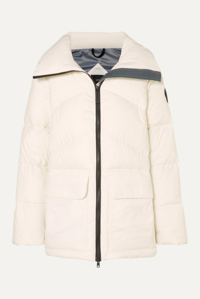 Canada Goose - Ockley Quilted Shell Down Jacket - White