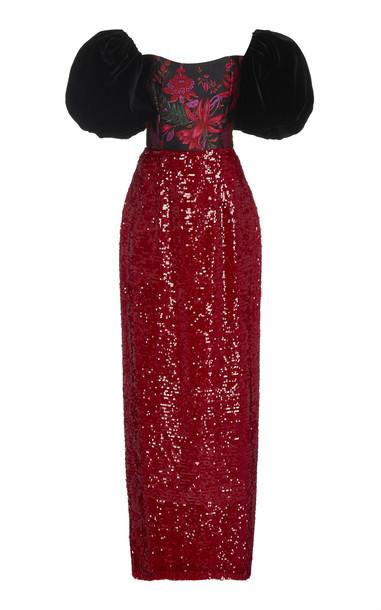 Markarian Marguerite Dress in multi
