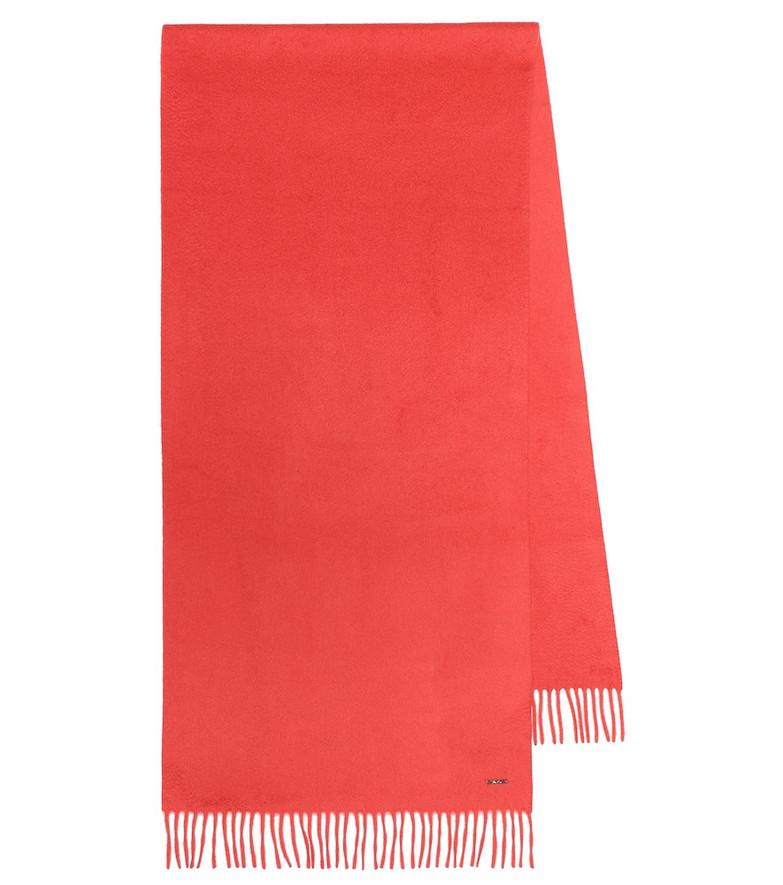 Loro Piana Grande Unita cashmere scarf in pink