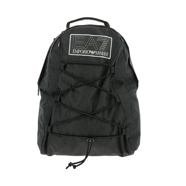 Ea7 Backpack Bags Men Ea7 in charcoal