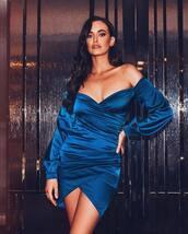 dress,blue dress,valentines day