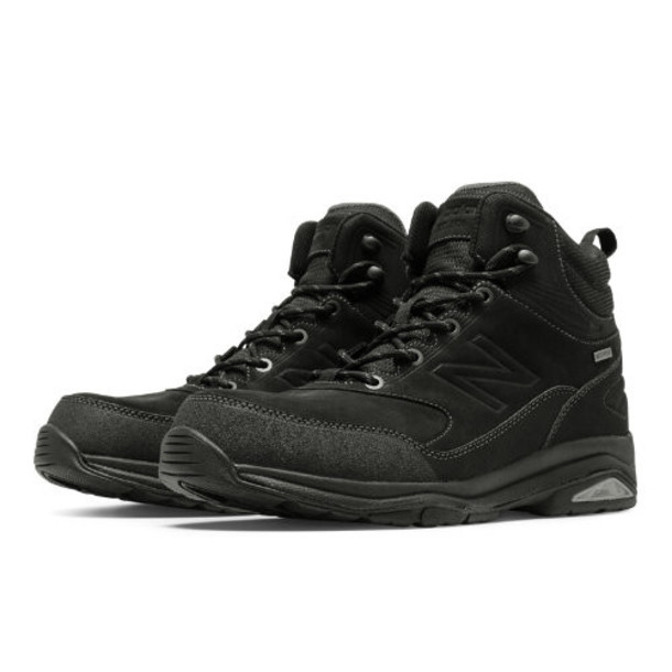 New Balance 1400 Men's Trail Walking Shoes - Black (MW1400TB)