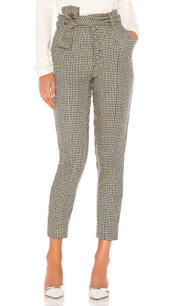 Lovers + Friends Lovers + Friends Dillion Pant in Green