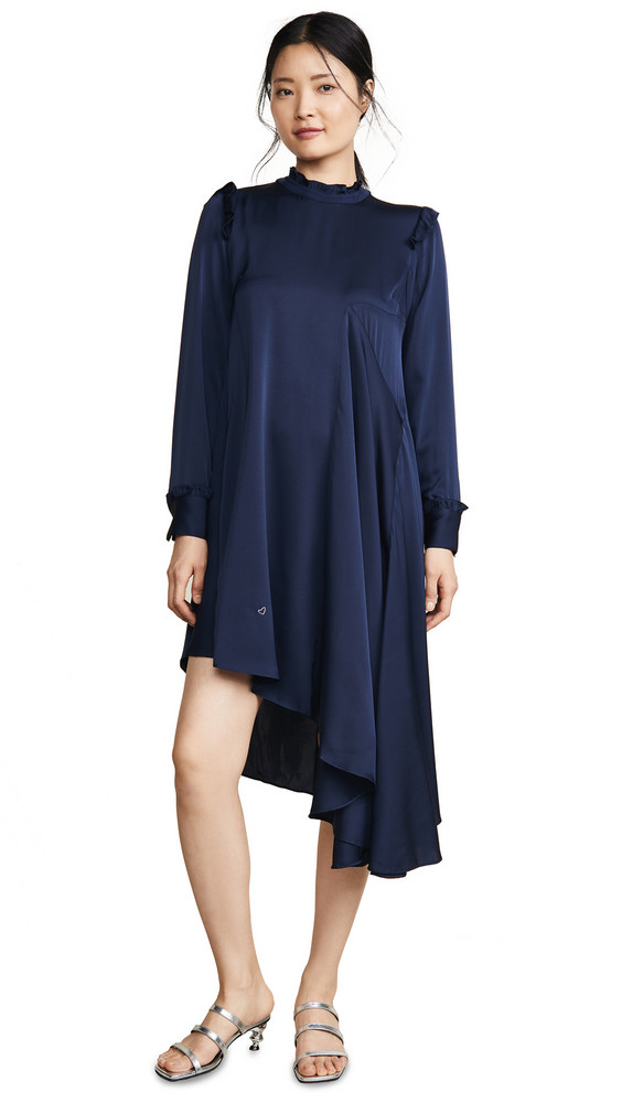 Heartmade Haya Dress in blue