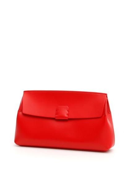 Nico Giani Hoodia Clutch in red
