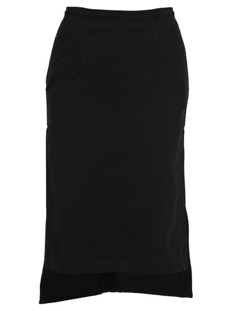 N.21 N21 Skirt in nero