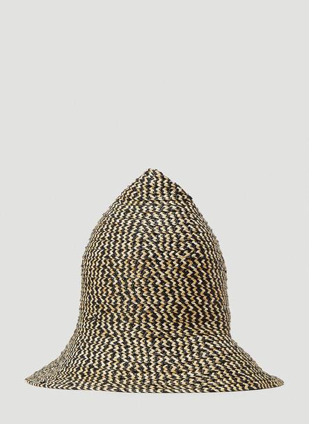 Flapper Delfina Hat in Beige size One Size