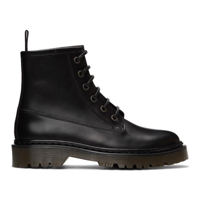 A.P.C. A.P.C. Black Enorah Boots in noir