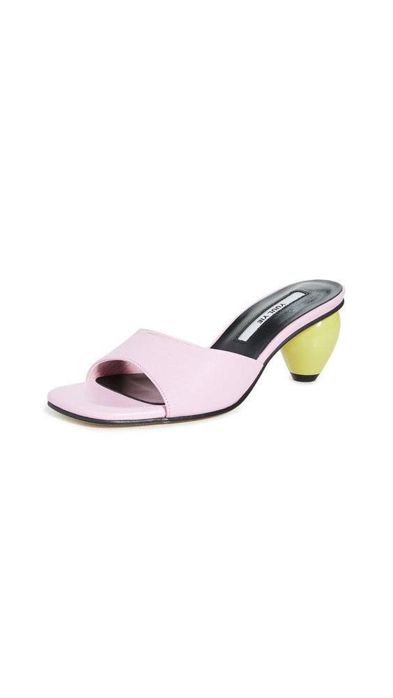 Yuul Yie June Sandals in pink