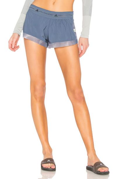 adidas by Stella McCartney Run AZ Short in blue