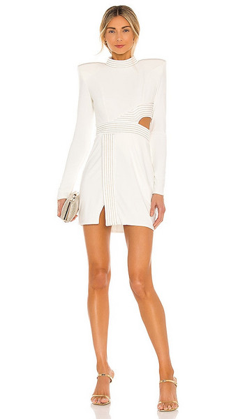 Zhivago Message To Love Dress in Ivory in white