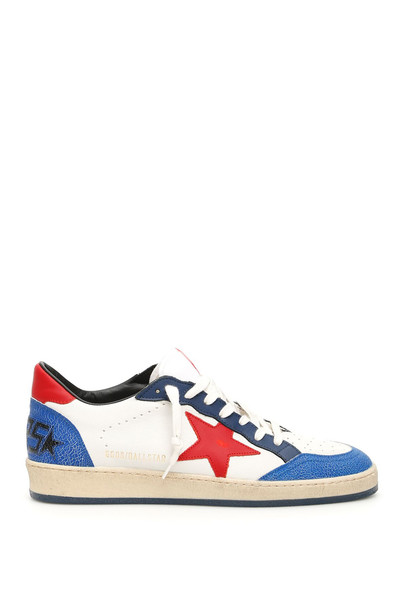 Golden Goose Ball Star Sneakers in multi