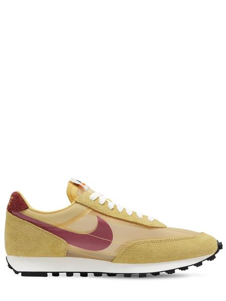 Nike Dbreak Sneakers in gold