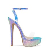 shoes,heels,snake,multicolor