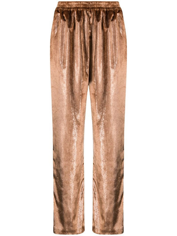 Gianluca Capannolo straight-leg trousers in neutrals