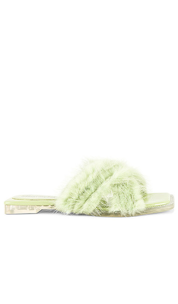 Jeffrey Campbell Crush On U Sandal in Green
