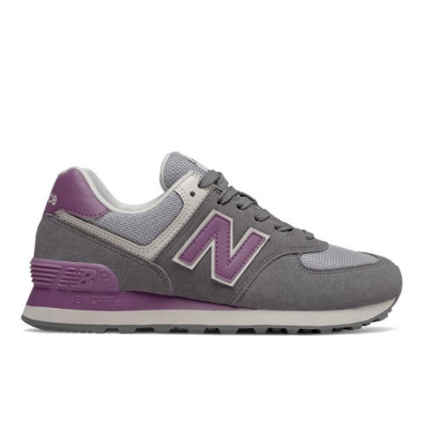 New Balance 574 Women's 574 Shoes - (WL574LDB)