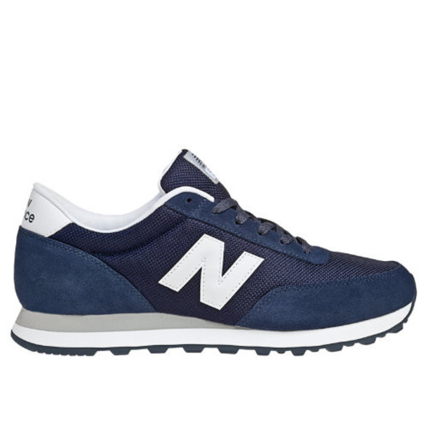 New Balance 501 Ballistic Men's Elite Edition Shoes NavyWhite (ML501NVW)