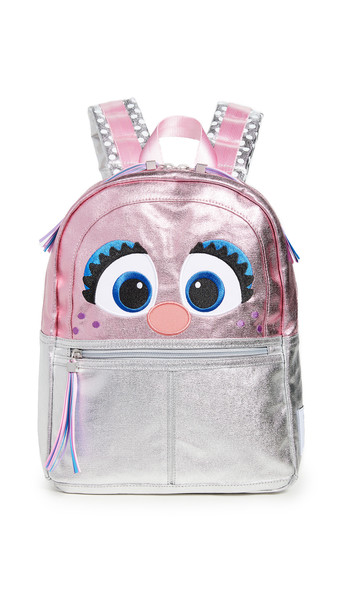 STATE Isaac Mizrahi Loves Sesame Street x STATE Abby Bag in pink