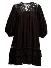 dress,cotton,black