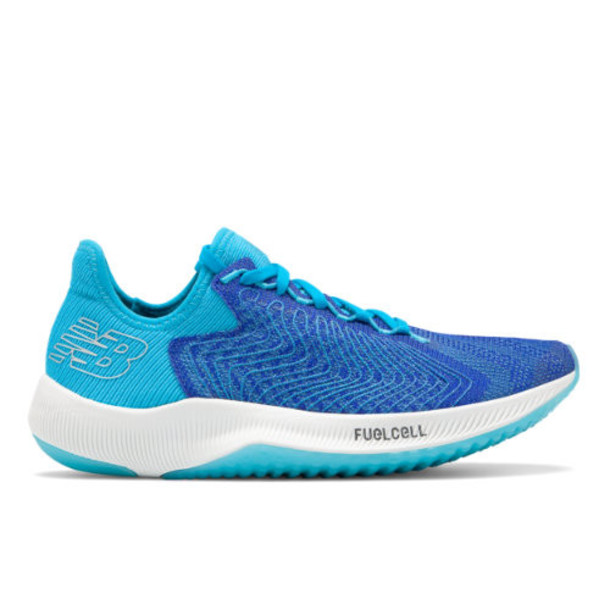 New Balance FuelCell Rebel Women's Neutral Cushioned Shoes - Blue (WFCXBB)
