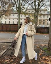 jeans,coat,sweater