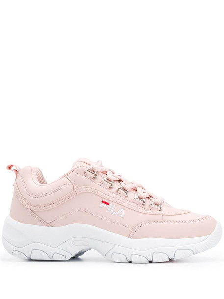 Fila Strada Low sneakers in pink