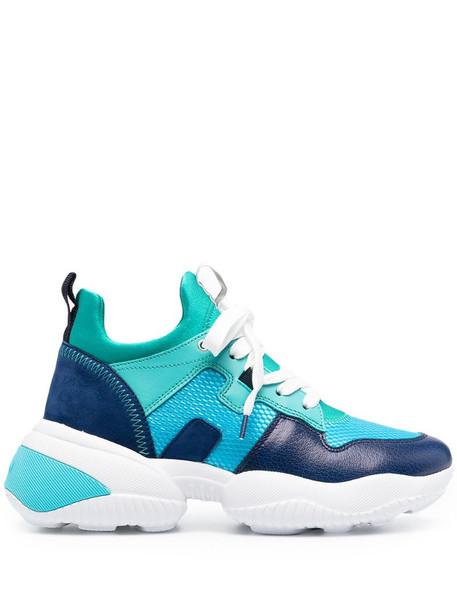 Hogan Interaction sneakers in blue