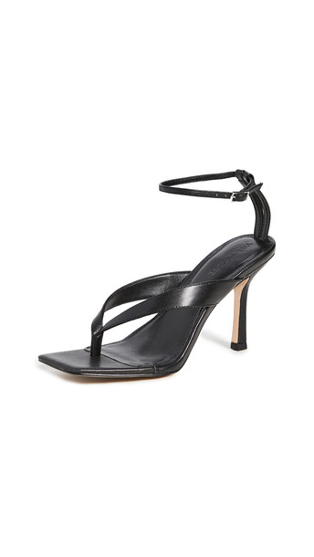 Villa Rouge Vera Sandals in black